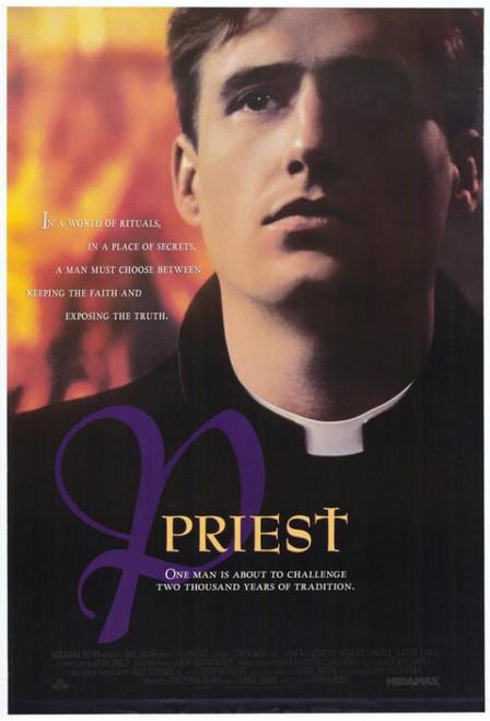 Priest Movie Poster Print (27 x 40) - Item # MOVAH1330