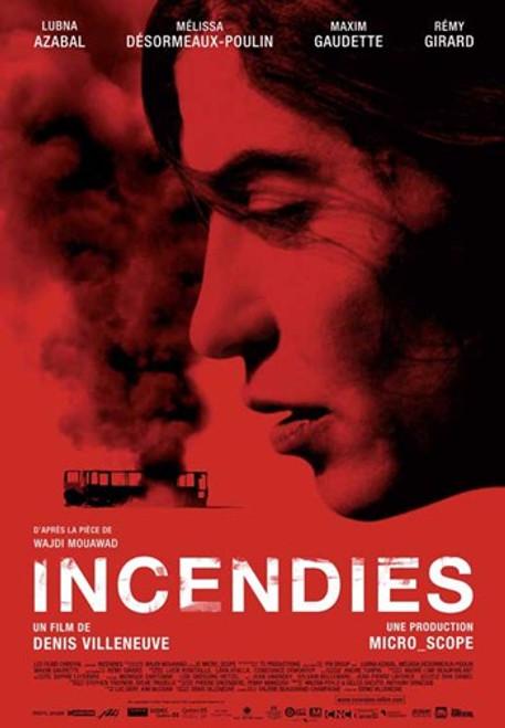 Incendies Movie Poster (11 x 17) - Item # MOVIB18701