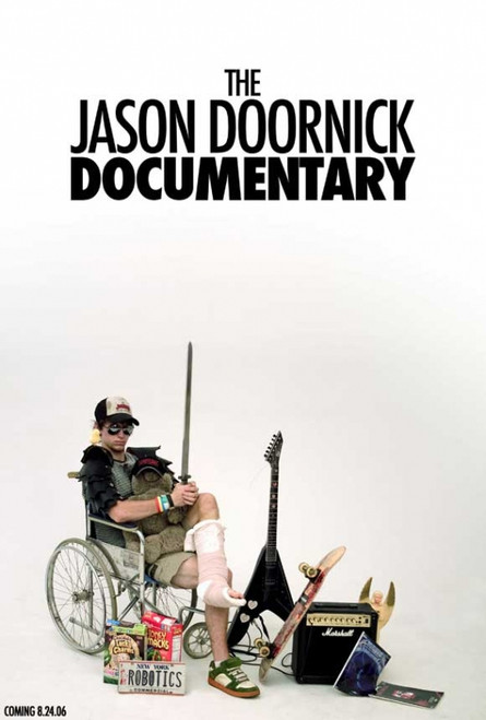 The Jason Doornick Documentary Movie Poster Print (27 x 40) - Item # MOVGJ2904