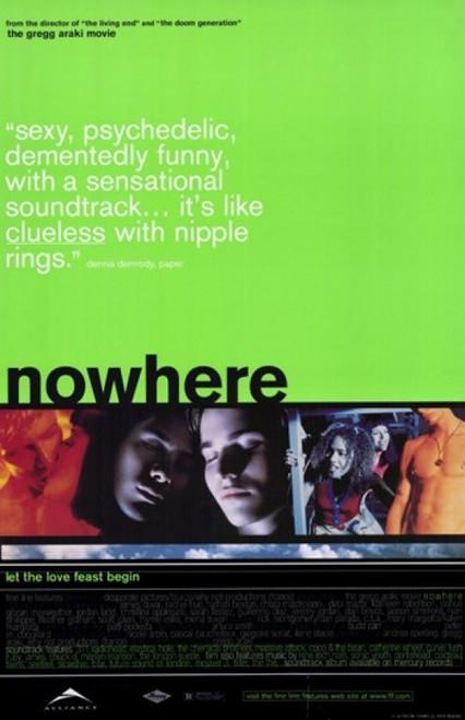 Nowhere Movie Poster (11 x 17) - Item # MOV196458