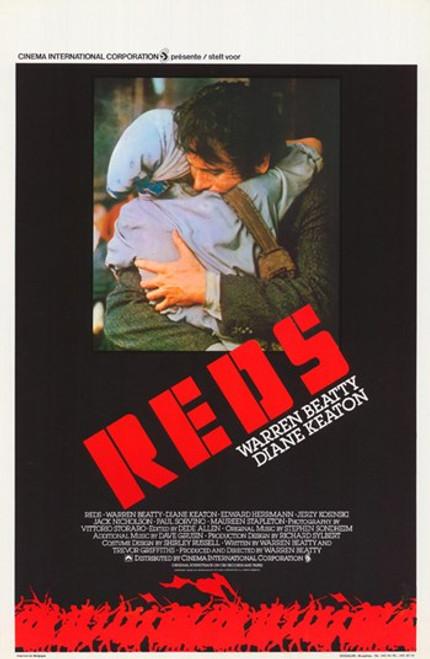 Reds Movie Poster (11 x 17) - Item # MOV353522