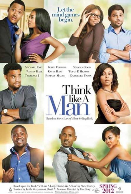 Think Like a Man Movie Poster (11 x 17) - Item # MOVGB27394