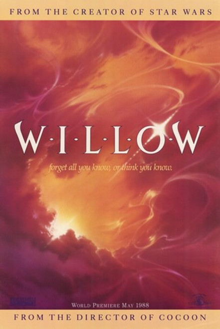 Willow Movie Poster (11 x 17) - Item # MOV256373