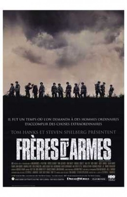 Band of Brothers Movie Poster (11 x 17) - Item # MOV200062