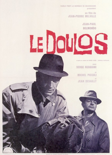 Doulos: The Finger Man Movie Poster Print (27 x 40) - Item # MOVIF0291