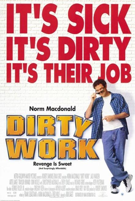 Dirty Work Movie Poster (11 x 17) - Item # MOV203678