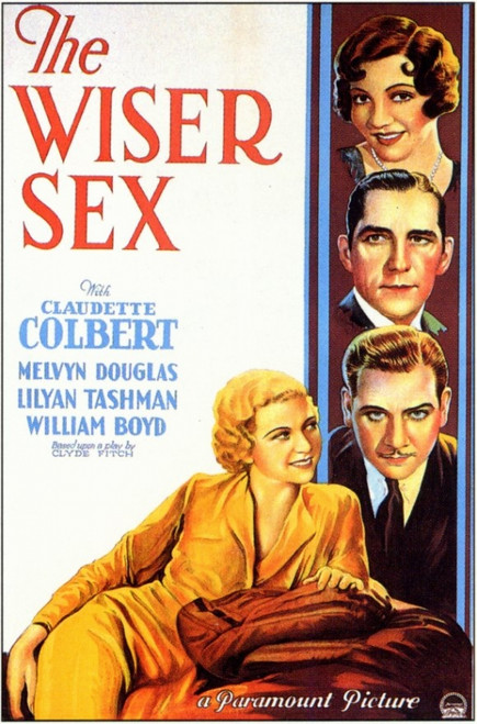 The Wiser Sex Movie Poster Print (27 x 40) - Item # MOVIF8340