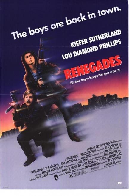 Renegades Movie Poster Print (27 x 40) - Item # MOVAF8941