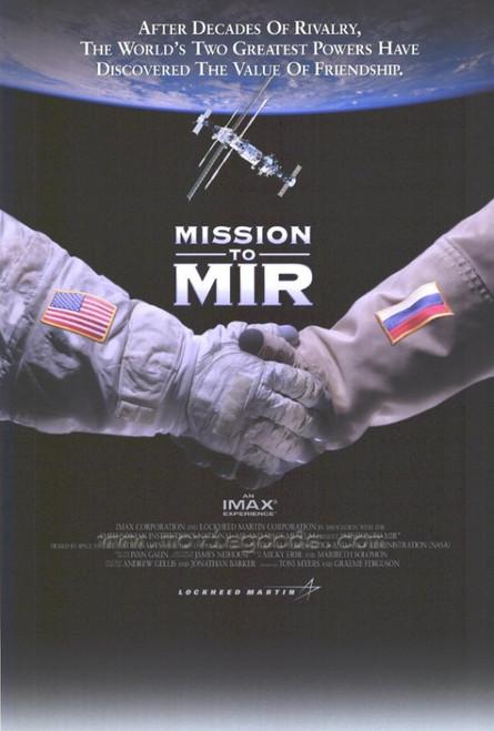 Mission to Mir Movie Poster Print (27 x 40) - Item # MOVGH0696