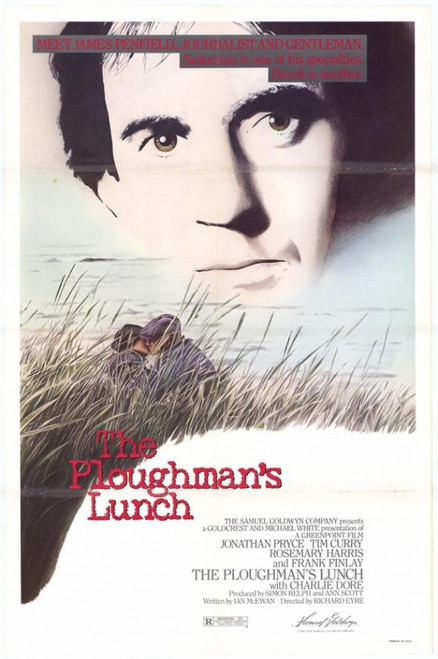 The Ploughman's Lunch Movie Poster Print (27 x 40) - Item # MOVGH0618