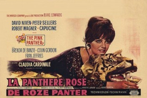 The Pink Panther Movie Poster (17 x 11) - Item # MOV207682