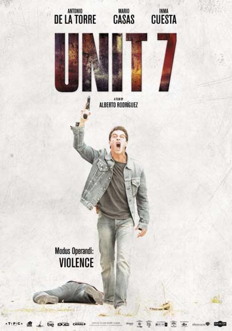 Unit 7 Movie Poster Print (27 x 40) - Item # MOVGB80405