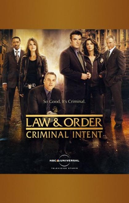Law & Order Criminal Intent Movie Poster (11 x 17) - Item # MOV350483