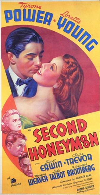Second Honeymoon Movie Poster (11 x 17) - Item # MOV257937