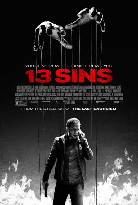13 Sins Movie Poster Print (27 x 40) - Item # MOVEB06935