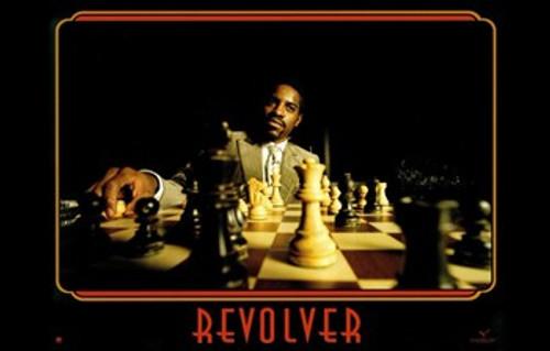 Revolver Movie Poster (17 x 11) - Item # MOV356565