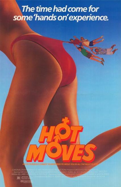 Hot Moves Movie Poster (11 x 17) - Item # MOV249758