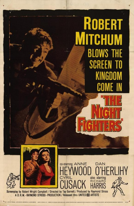 Night Fighters Movie Poster Print (27 x 40) - Item # MOVAH8080