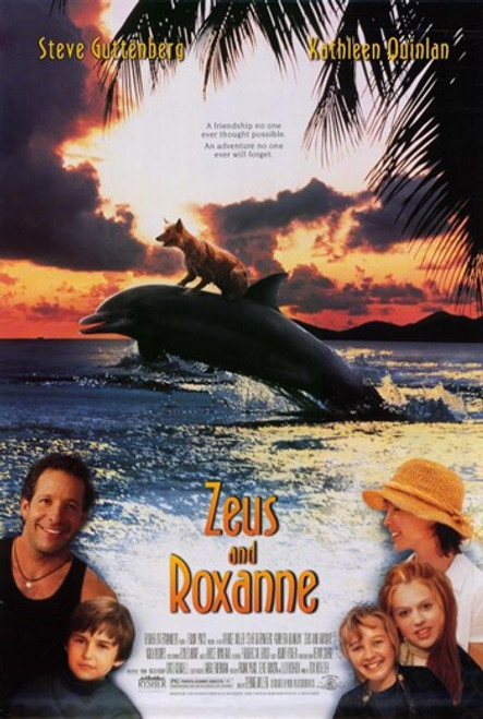 Zeus and Roxanne Movie Poster (11 x 17) - Item # MOV205206