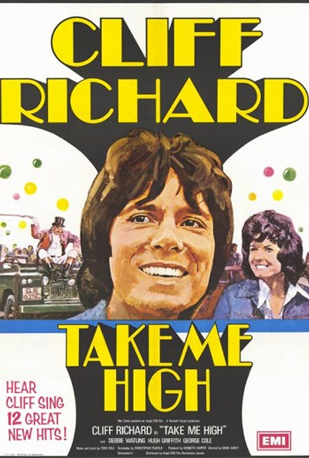 Take Me High Movie Poster (11 x 17) - Item # MOV255874