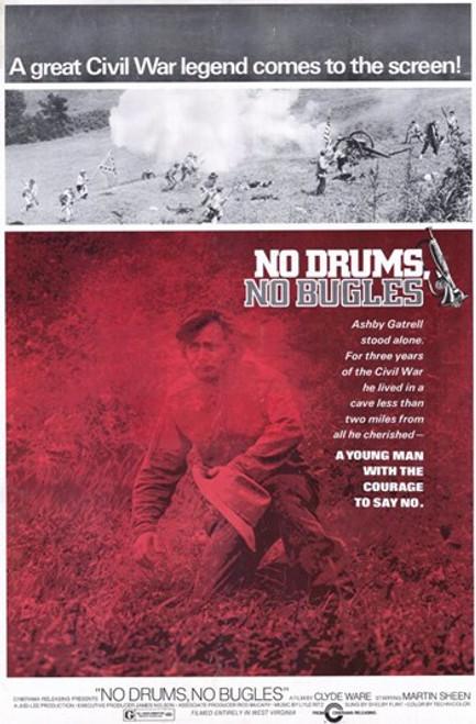 No Drums No Bugles Movie Poster (11 x 17) - Item # MOV232572