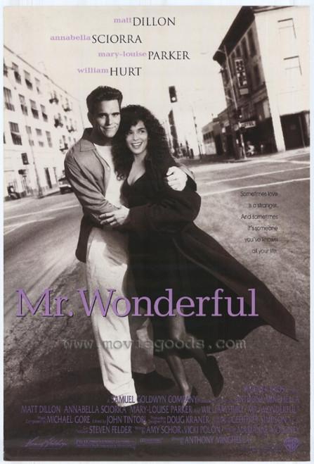Mr. Wonderful Movie Poster Print (27 x 40) - Item # MOVIH3365