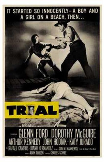 Trial Movie Poster (11 x 17) - Item # MOV195573