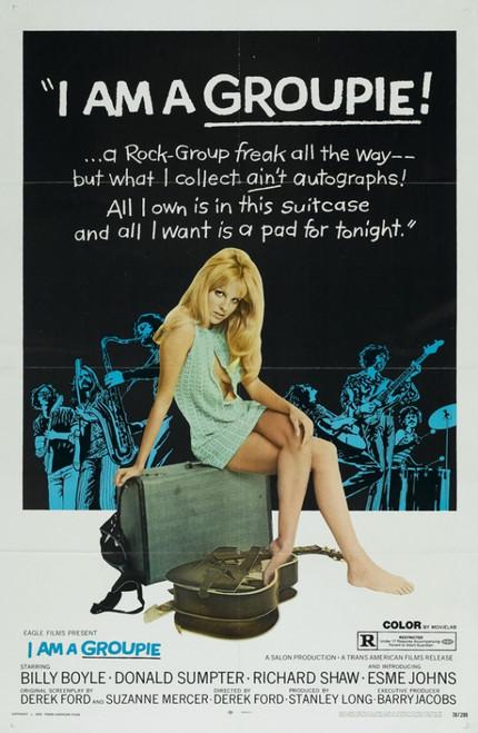 Groupie Girl Movie Poster Print (27 x 40) - Item # MOVAI9370