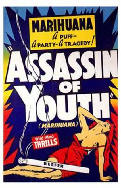 Assassin of Youth Movie Poster (11 x 17) - Item # MOV142667