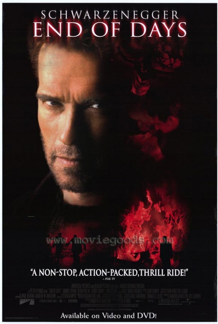End of Days Movie Poster Print (27 x 40) - Item # MOVCF1411