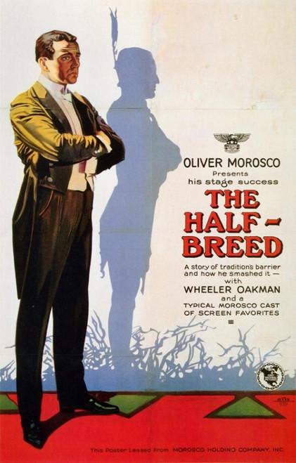 The Half-Breed Movie Poster Print (27 x 40) - Item # MOVCF5320