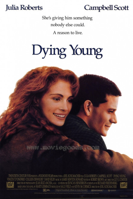 Dying Young Movie Poster Print (27 x 40) - Item # MOVCH8662
