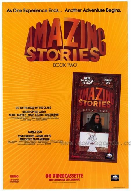 Amazing Stories 2 Movie Poster Print (27 x 40) - Item # MOVGH4695