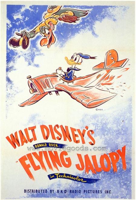 Flying Jalopy Movie Poster Print (27 x 40) - Item # MOVIF1338