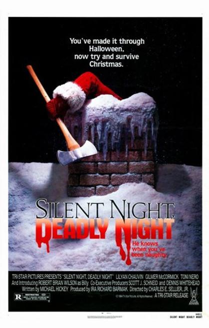 Silent Night Deadly Night Movie Poster (11 x 17) - Item # MOV400465