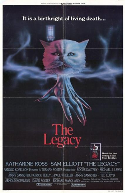 Legacy Movie Poster (11 x 17) - Item # MOV248611