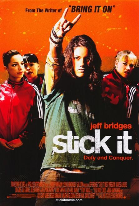 Stick It Movie Poster Print (27 x 40) - Item # MOVEH6287