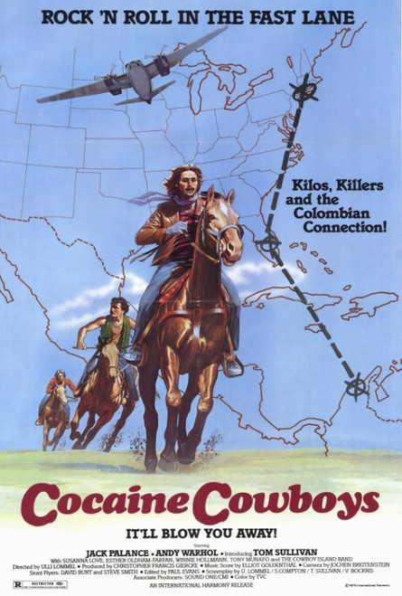 Cocaine Cowboys Movie Poster Print (27 x 40) - Item # MOVAF3395