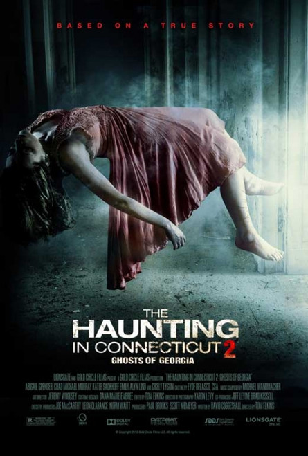 The Haunting in Connecticut 2: Ghosts of Georgia Movie Poster Print (27 x 40) - Item # MOVGB04805