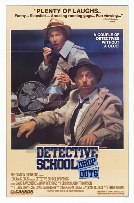 Detective School Dropouts Movie Poster Print (27 x 40) - Item # MOVEH2701
