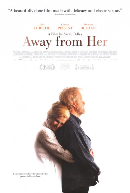 Away From Her Movie Poster Print (27 x 40) - Item # MOVGI5024