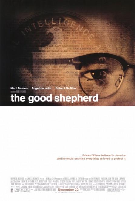 The Good Shepherd Movie Poster Print (27 x 40) - Item # MOVAH6946