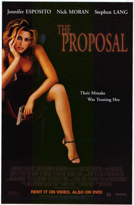 The Proposal Movie Poster Print (27 x 40) - Item # MOVAH1663