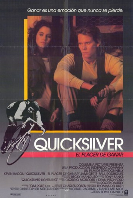 Quicksilver Movie Poster (11 x 17) - Item # MOV228085