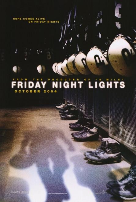 Friday Night Lights Movie Poster Print (27 x 40) - Item # MOVEF2208