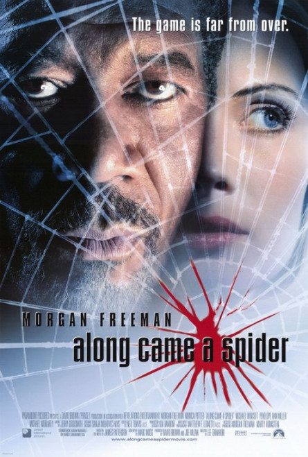 Along Came a Spider Movie Poster Print (27 x 40) - Item # MOVEH6686