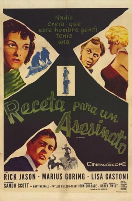 Rx Murder Movie Poster (11 x 17) - Item # MOV227539