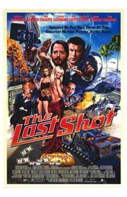 The Last Shot Movie Poster (11 x 17) - Item # MOV242619