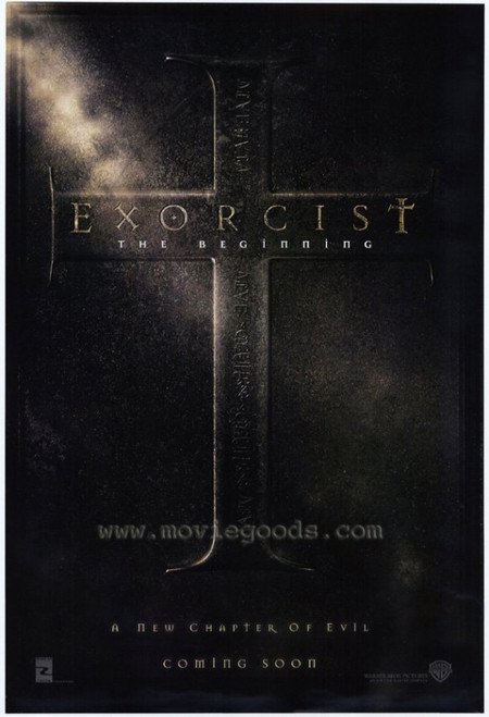 Exorcist: The Beginning Movie Poster Print (27 x 40) - Item # MOVEF8391