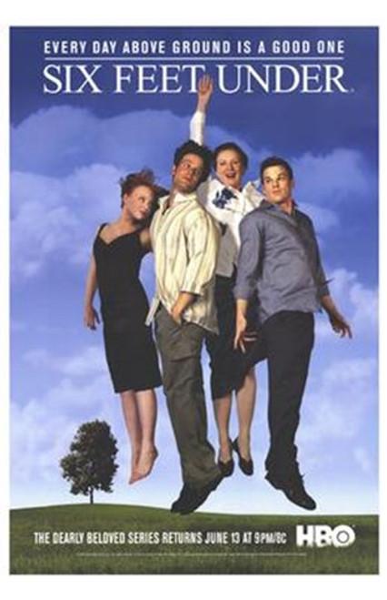 Six Feet Under Movie Poster (11 x 17) - Item # MOV216526